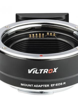 Переходник Viltrox EF-EOS R Lens Mount Adapter for Canon EF