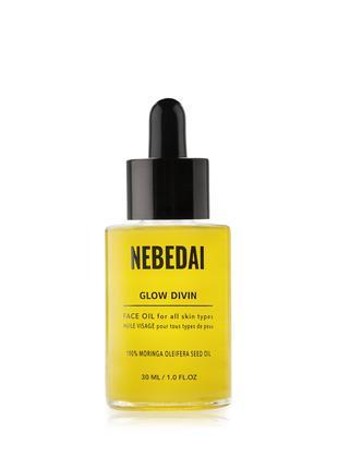 Моринговое масло от Nebedai, масло для лица, оригинал