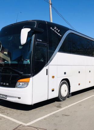 Билеты на автобус Одесса - Варна - Одесса