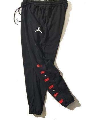 Штаны спортивные джордан jordan