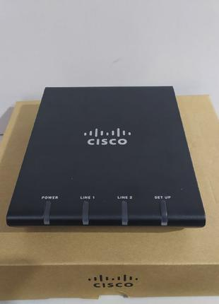 VoIP-шлюз Cisco ATA187-I1-A