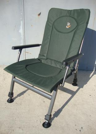 Карповое кресло стульчик на рыбалку стул для отдыха