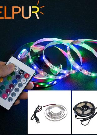 Светодиодная лента, гибкая светящаяся лента 2835SMD для подсветки