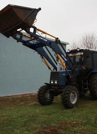 КУН на трактор, быстросъемный погрузчик на МТЗ, ЮМЗ, Т-40