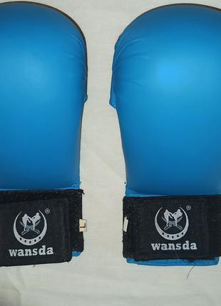 Перчатки *Wansda* каратэ , бокс ,кикбоксинг