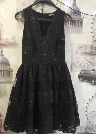 Платье вечернее на новый год