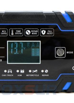 Импульсное зарядное устройство DC 12 В/8 А, 24 В/4 А