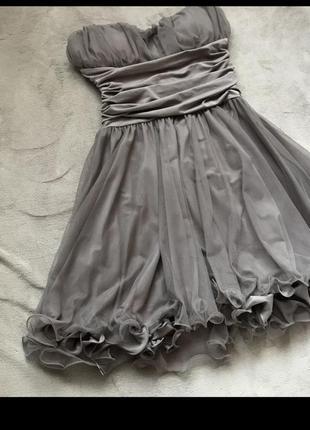 Вечернее красивое платье