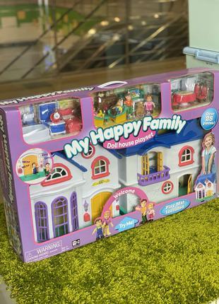 Игровой набор Keenway K20133 Моя счастливая семья