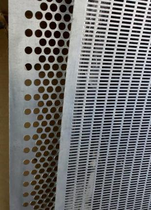 Решета пробивные для дробильных и зерноочистительных машин
