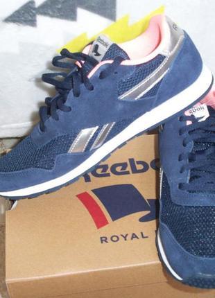 Кроссовки Reebok, привезены из Англии, USA 8.5, стелька 25 см