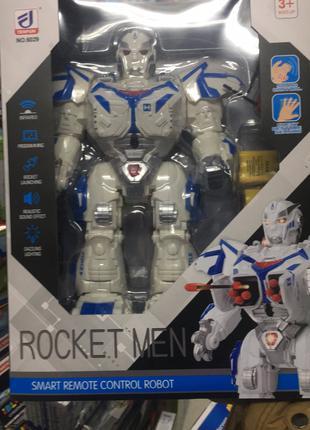 Радиоуправляемый робот с пультом Rocket Man