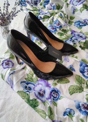 Женские классические лакированные туфли-лодочки от Forever 21