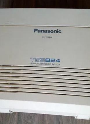 АТС Panasonic KX-TES824UA в отличном состоянии