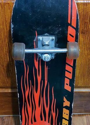 Скейтборд из клёна