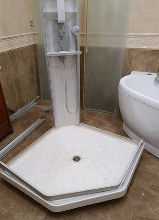 Продам душову кабіну IDO Showerama 10-5Comfort 100x100