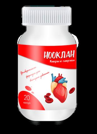 Нооклан - натуральное средство от гипертонии