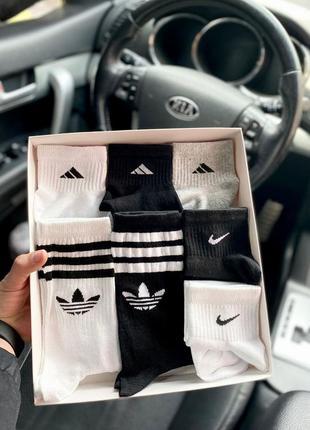 Мужские носки Adidass, Nike