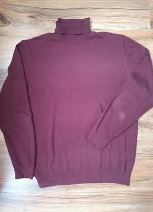 Гольф тонкий свитер с горлом