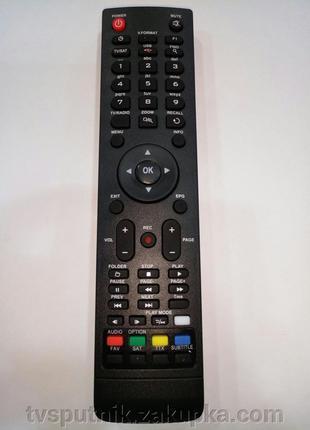 Пульт для спутниковых тюнеров Golden Media 9080HD