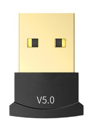 Мини адаптер Bluetooth 5.0 USB новый в упаковке