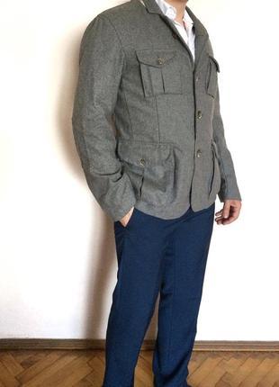 Пальто armani jeans оригинал, мужское, пиджак, шинель, куртка