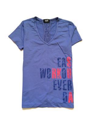 Powerzone крутая спортивная футболка, топ для спорта
