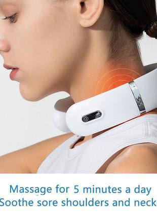 Электро-массажёр с встроенным аккумулятором, зарядка от usb