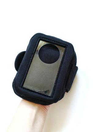 Спортивный чехол для mp3-плеера apple ipod на руку,крепление, ...
