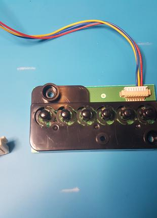 Для TOSHIBA 32W3433DG плата управления с кнопками