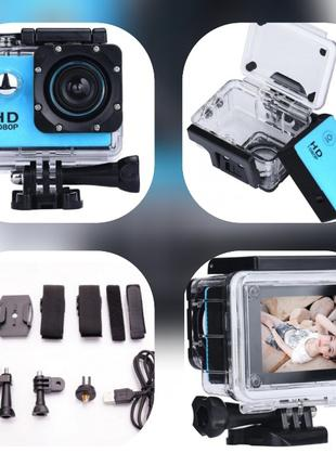 Экшн камера D800 4K WI-FI 📸🤳