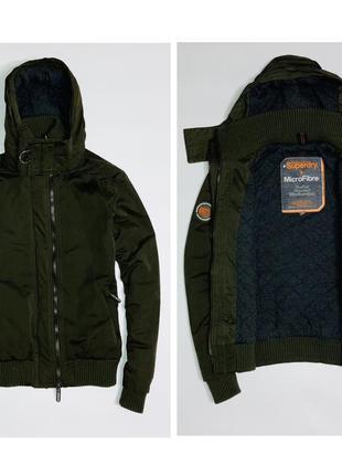 Куртка от фирмы super dry