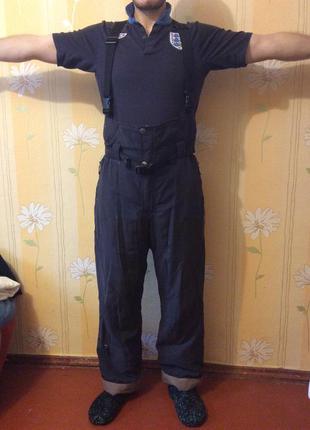 Лижні штани simmer style