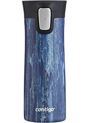 Термокружка contigo stainless steel coffee couture autoseal. 4...
