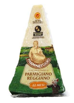 Сыр Пармезан Parmigiano Reggiano выдержка 22 месяца 500 грамм,...