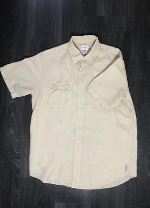 Стильная рубашка Calvin Klein&Jeans Original