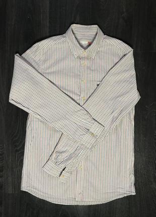 Плотная рубашка HOMEBOUND