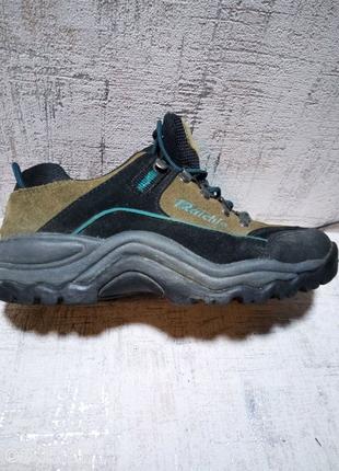 Ботинки женские Raichle,   замша, 39 р-р.