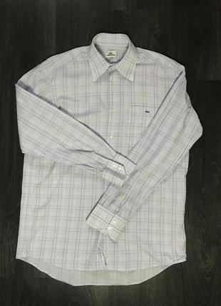 Стильная рубашка Lacoste Original