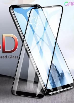 Защитное стекло на meizu m6 note