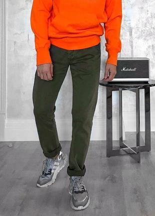 Абсолютно новые штаны polo цвета хаки (оригинал)