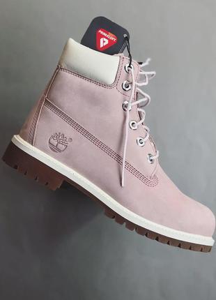 -25% зимние ботинки timberland оригинал 37-39