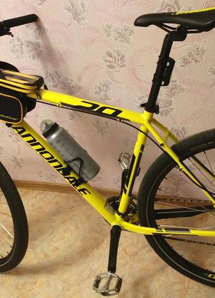 "Велосипед Cannondale Trail 7 29"" 2015 желтый рама XL 2 комл.покр."