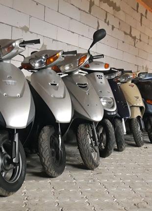 Скутер Honda Yamaha Suzuki без пробега по Украине