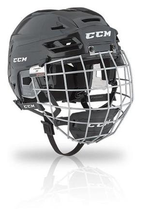 Дитячий хокейний CCM Resistance 100 Hockey Helmet Combo