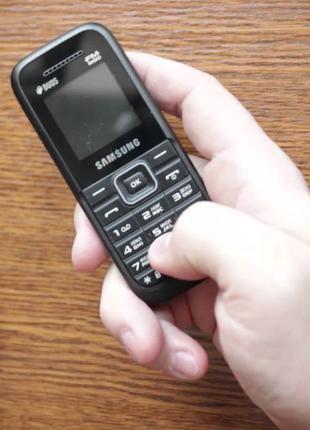 Мобильный телефон Samsung SM-B110E Duos