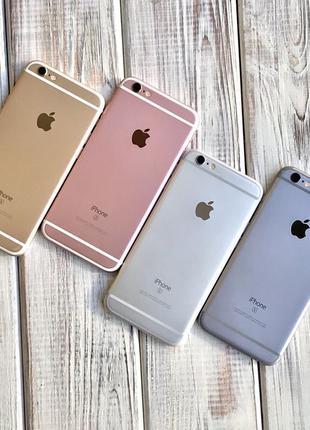 IPhone 6S 16/32/64/128Gb Все цвета Оригинал Гарантия Магазин О...