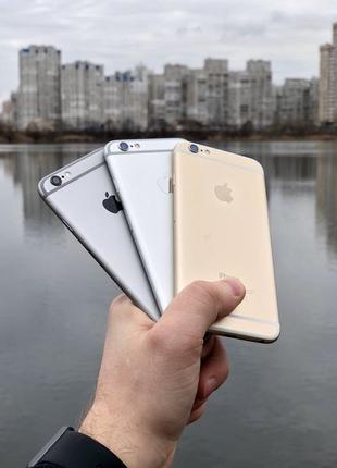 IPhone 6 16Gb оригинал гарантия от магазина, рассрочка