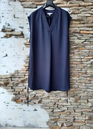 Шикарное с пояском платье 👗 рубашка,  туника большого размера