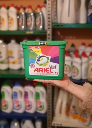 Капсули для прання ARIEL Pods